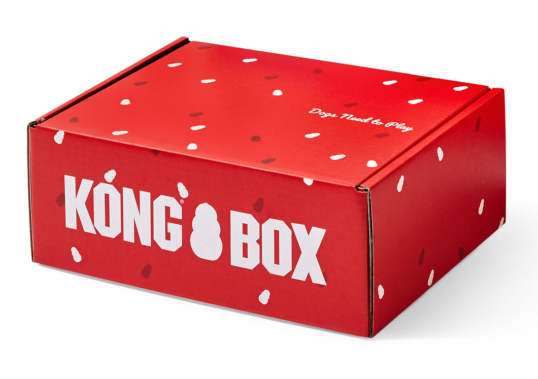 KONG Box Gift (12 box subscription)