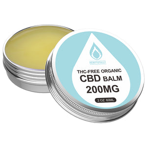 Herbal CBD ointment Balm targeted relief of Pain, Inflammation and Soreness