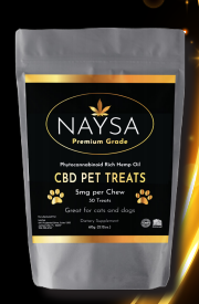 CBD Chewable Pet Treats - 150mg