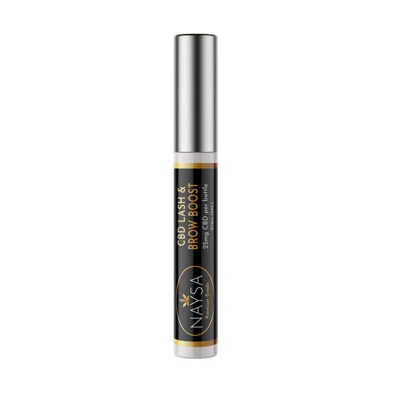 CBD Lash & Brow Boost Serum - 25mg