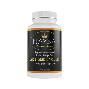 CBD Liquid Capsules - 25mg