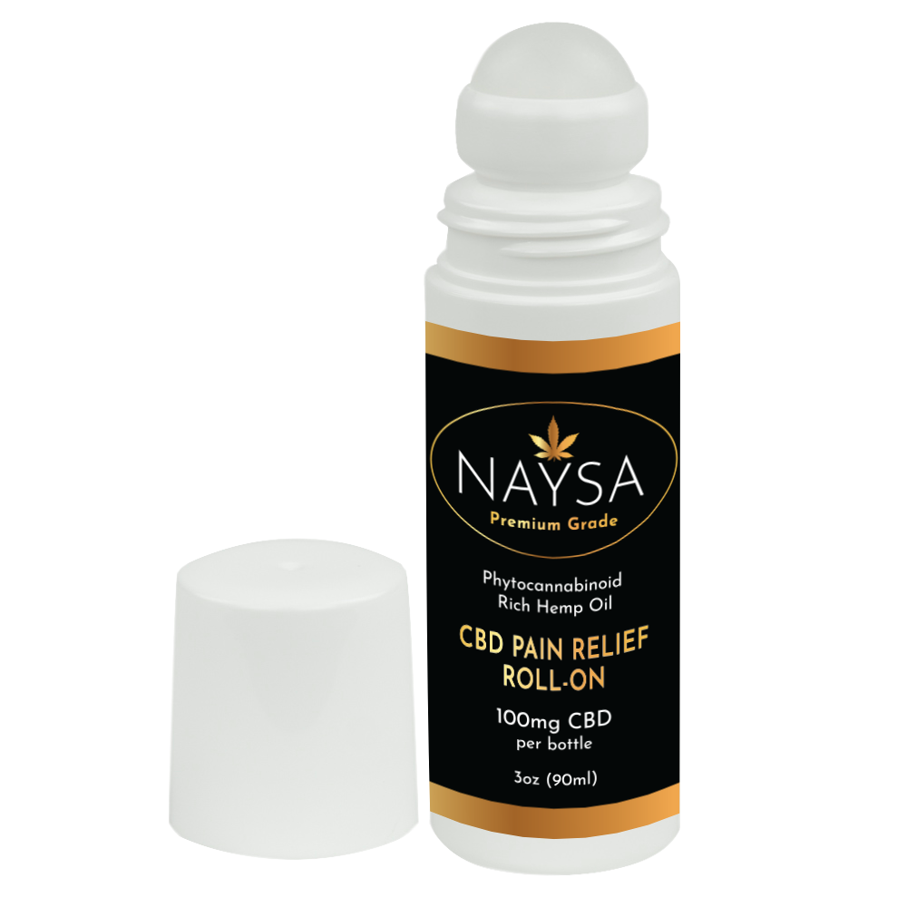CBD Relief Roll-On - 100mg