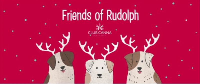 """Friends of Rudolph"""