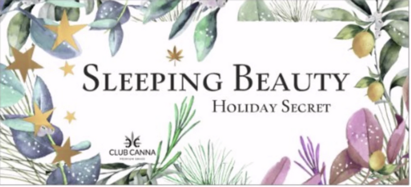 """Sleeping Beauty - Holiday Secret"""