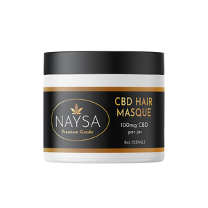 CBD Hair Masque - 100mg