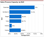 The Sales Capacity Assessment -- How to Find Out Why Your Sales Team Isn't Selling and -- What They Need to Fix So They Can Sell More and Sell Faster!