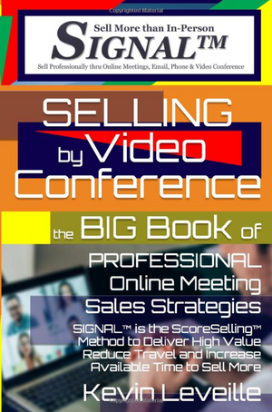Selling by Video Conference: the Big Book of Professional Online Meeting Sales Strategies