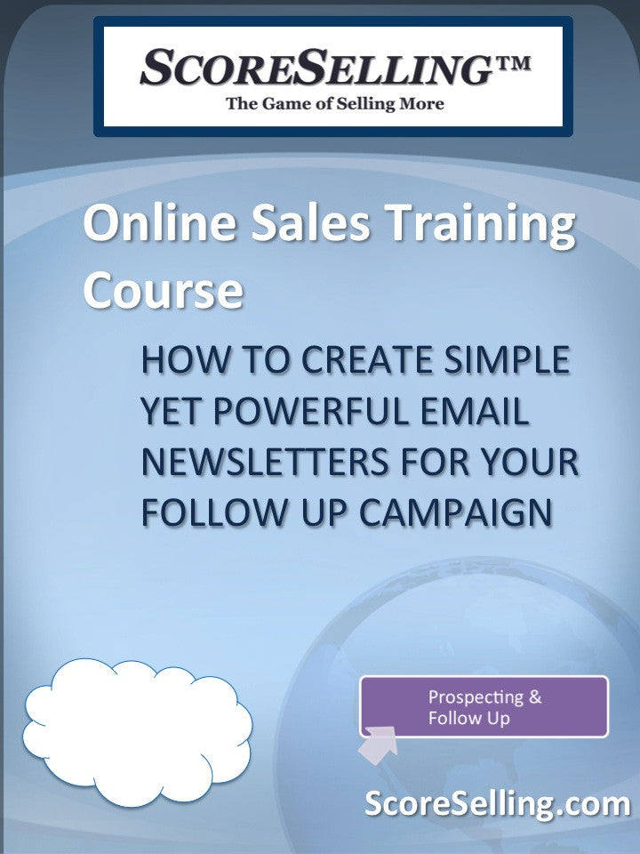 How to Create Simple Yet Powerful Email Newsletters for Your Follow Up Campaign