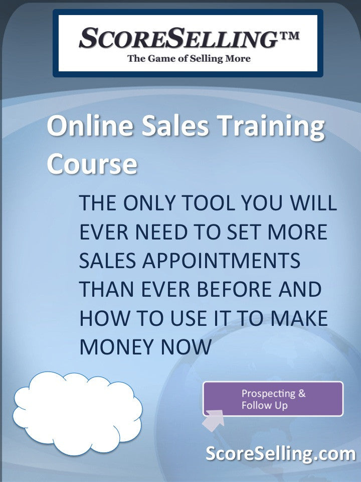 The Only Tool You Will Ever Need to Set More Sales Appointments Than Ever Before and How to Use It To Make Money Now