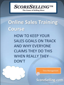 How to Keep Your Sales Goals on Track and Why Everyone Claims They Do This When Really They Don't