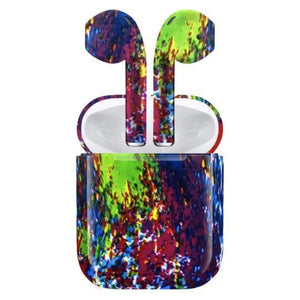Paint Splash Custom Wireless EarBuds