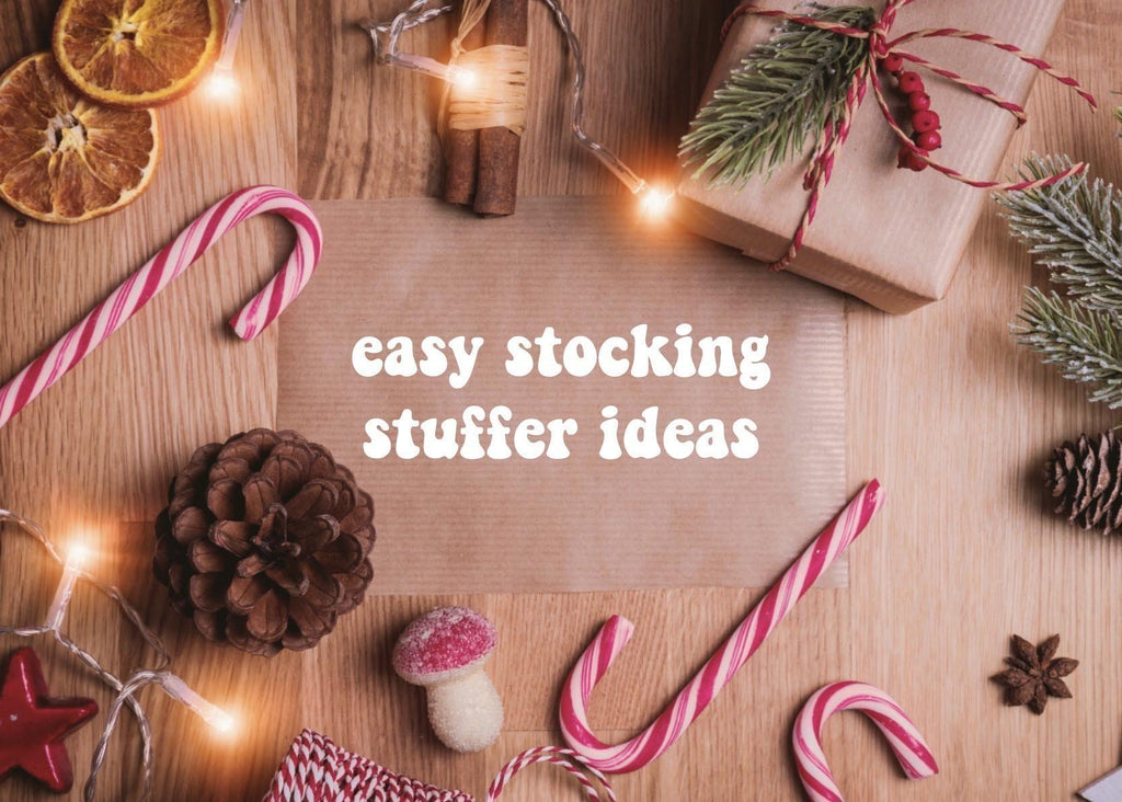 5 Easy Stocking Stuffer Ideas for 2019