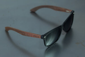 Vintage Walnut sunglasses - Zillalife - 1