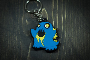 Turbozilla Blue Keyring (Original) - Zillalife