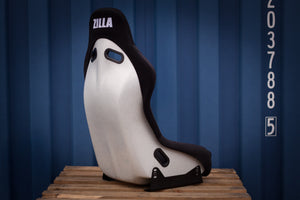 ZILLA Bucket Seat // BLACK Glitter Back [SOLD OUT] - Zillalife - 5