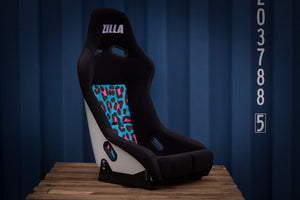 ZILLA Bucket Seat // BLACK Glitter Back [SOLD OUT] - Zillalife - 2