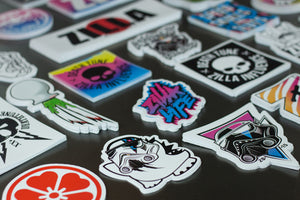 Sticker Bomb Pack - HALF PACK (20 Pieces!)