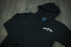 DEATHTUNE ZIP HOODY [LOW STOCK]