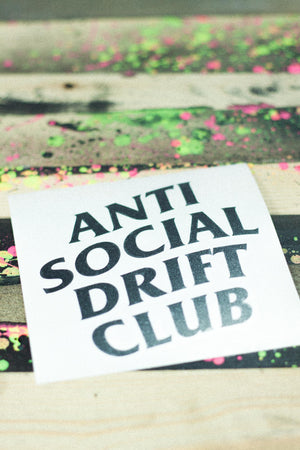 Anti Social Drift Club