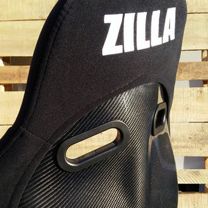Bucket Seat Black // Carbon Fibre