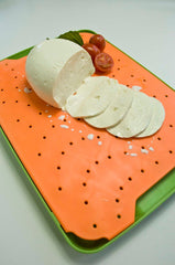 FLOW Cutting Board with Orange Top