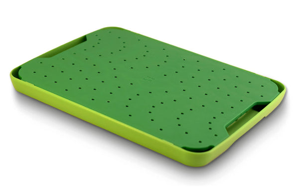 Green FLOW cutting board for fruits and vegetables