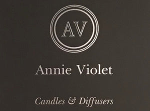Annie Violet Candles & Diffusers