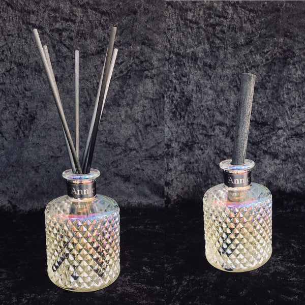 Luxury Cut Glass Reed Diffuser - Sanctuary