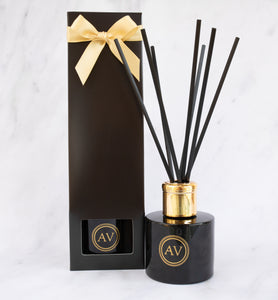 Dark Honey Luxury Reed Diffuser