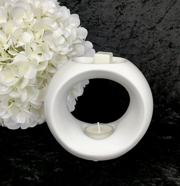 Oslo Ceramic Wax Burner