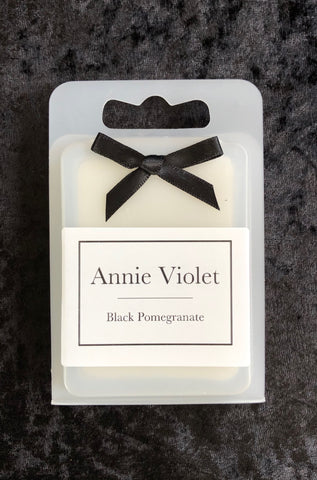 Black Pomegranate Wax Melts