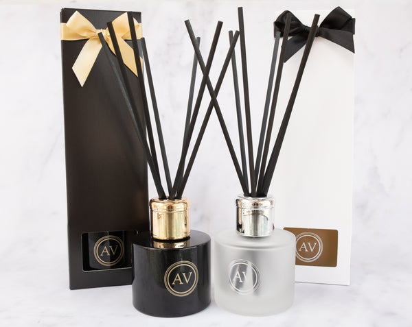 Peony Luxury Reed Diffuser