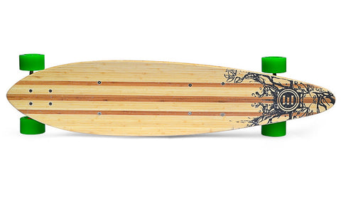 Evolve Skateboards France Pintail Gen1
