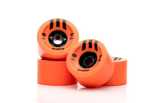 Roues Evolve GT 97mm 76a (Set de 4) Orange