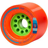 kegel orangatang Orange Evolve skateboards