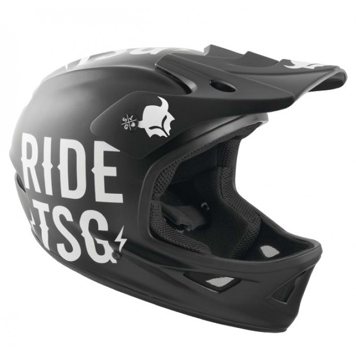 Casque Cross TSG Squad Graphic