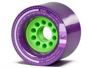 kegel orangatang Purple Evolve skateboards