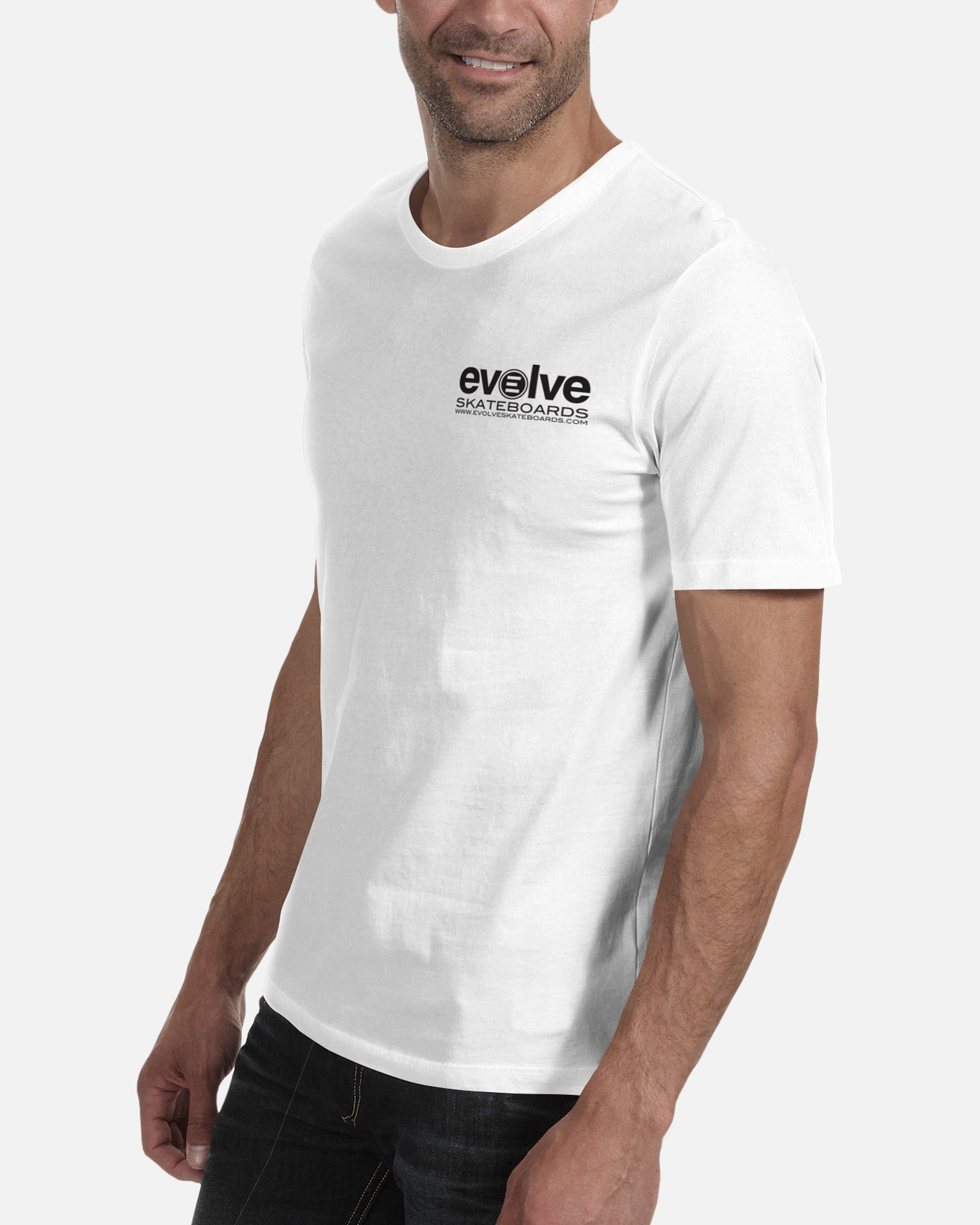 T-shirt Evolve Skateboards