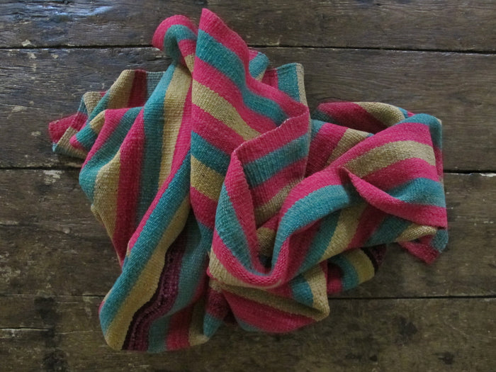 Little Journeys Bolivian Blanket