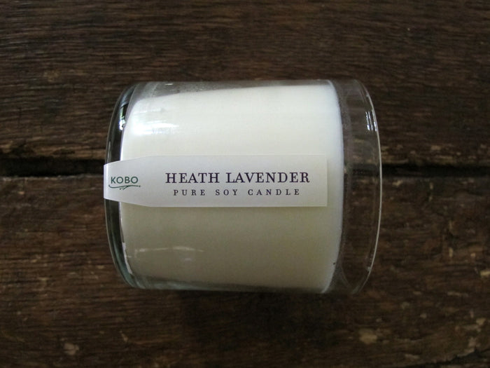 Kobo Candle | Heath Lavender