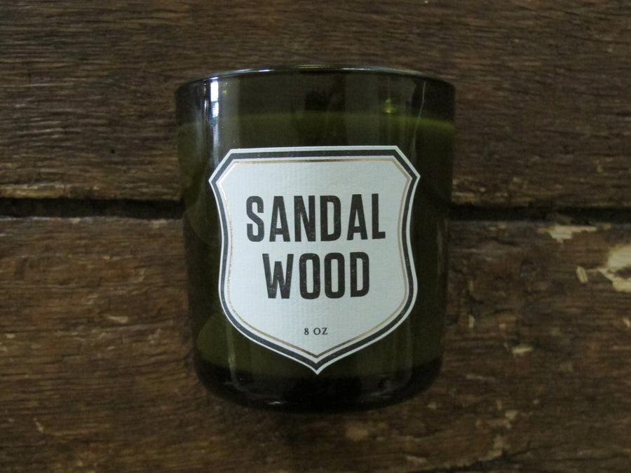 Izola Candle | Sandalwood