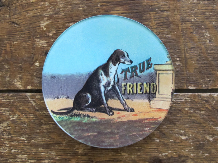 John Derian Plate | True Friend
