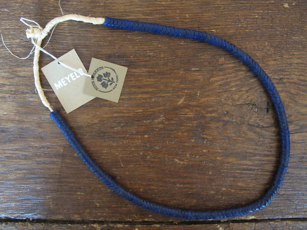 Meyelo Beaded Necklace | Lapis