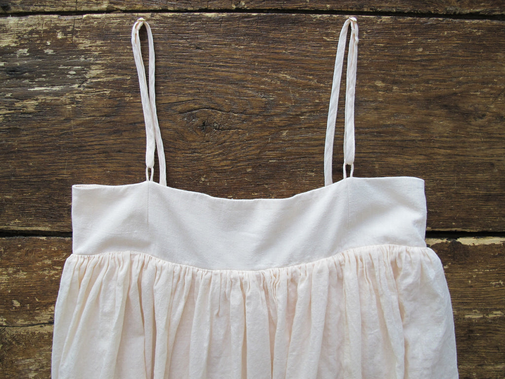 Loup Charmant Starboard Sundress | Blush