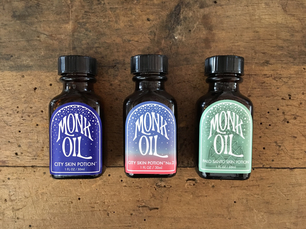 Monk Oil | City Skin Potion No. 2