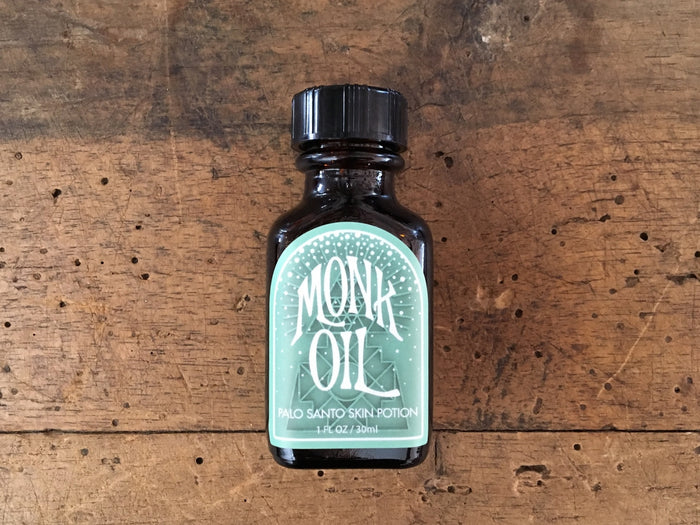 Monk Oil | Palo Santo Potion