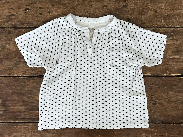 Booker Blouse | Pearl