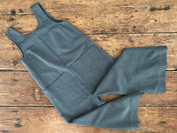 Milo Jumpsuit | Graphite