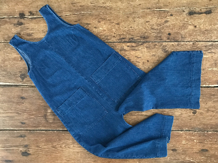 Milo Jumpsuit | Denim