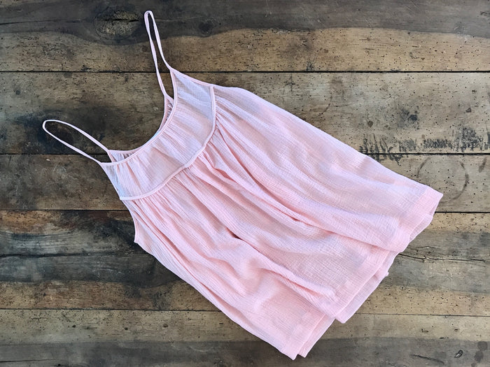 Beach Cami | Blush